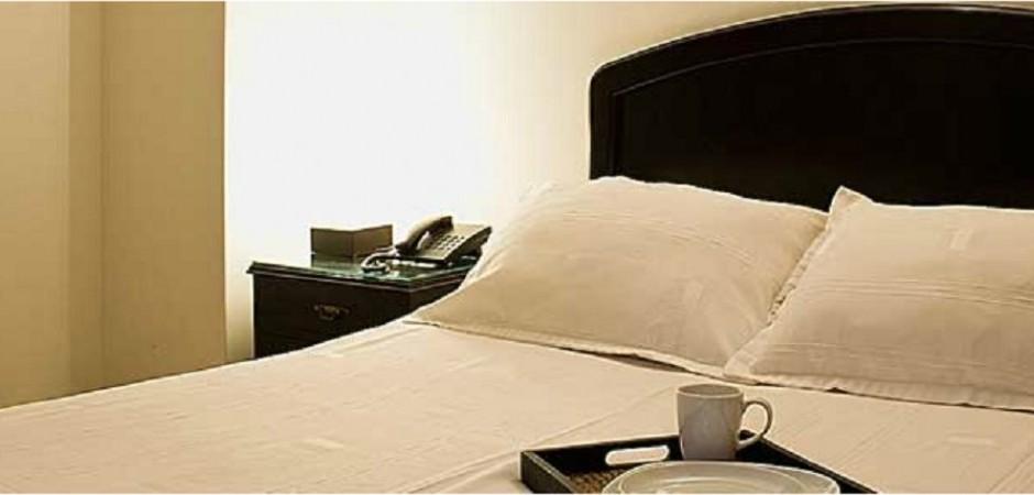 habitacion Apartamento de dos alcobas. Fuente: arlington-place.com